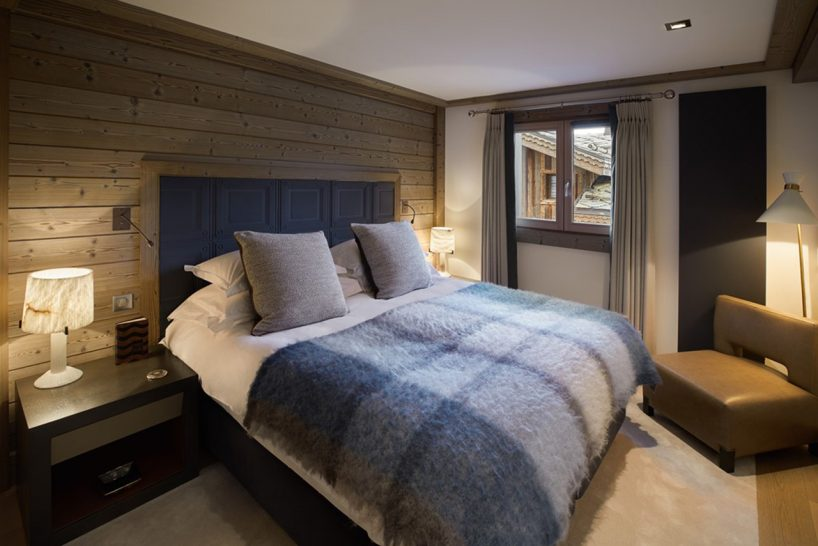 Six Senses Residences Courchevel Three-Bedroom Prestige Apartment (129 sq.m.)