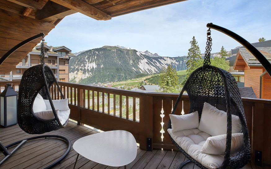 Six Senses Residences Courchevel Three-Bedroom Prestige Family Apartment (100 sq.m.)