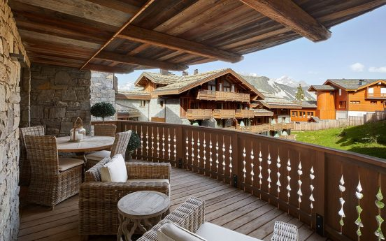 Six Senses Residences Courchevel Three-Bedroom Prestige Family Apartment C10 (138 sq.m.)