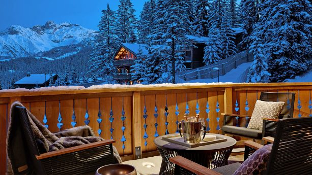 Six Senses Residences Courchevel View