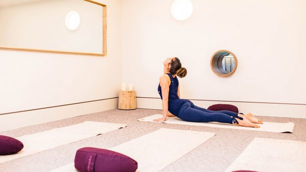 Six Senses Residences Courchevel Yoga