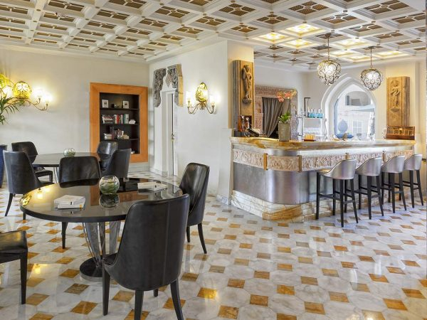 Terme Manzi Hotel and Spa Bar Mosaic