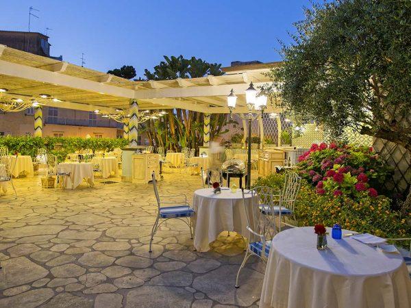 Terme Manzi Hotel and Spa Bistrot Gli Ulivi