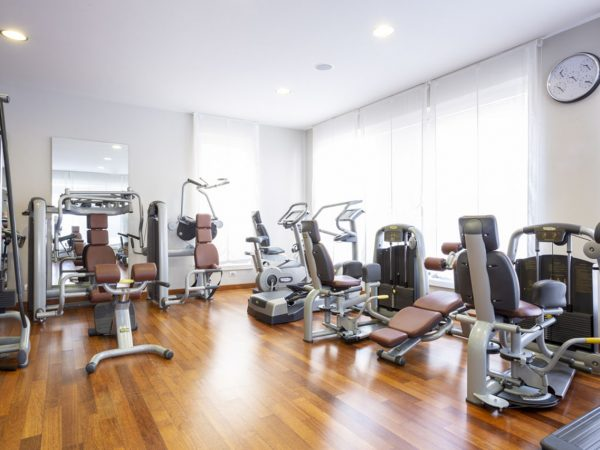 Terme Manzi Hotel and Spa Gym