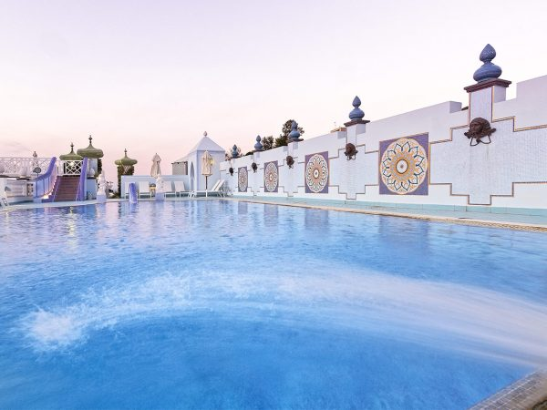 Terme Manzi Hotel and Spa Pool (2)