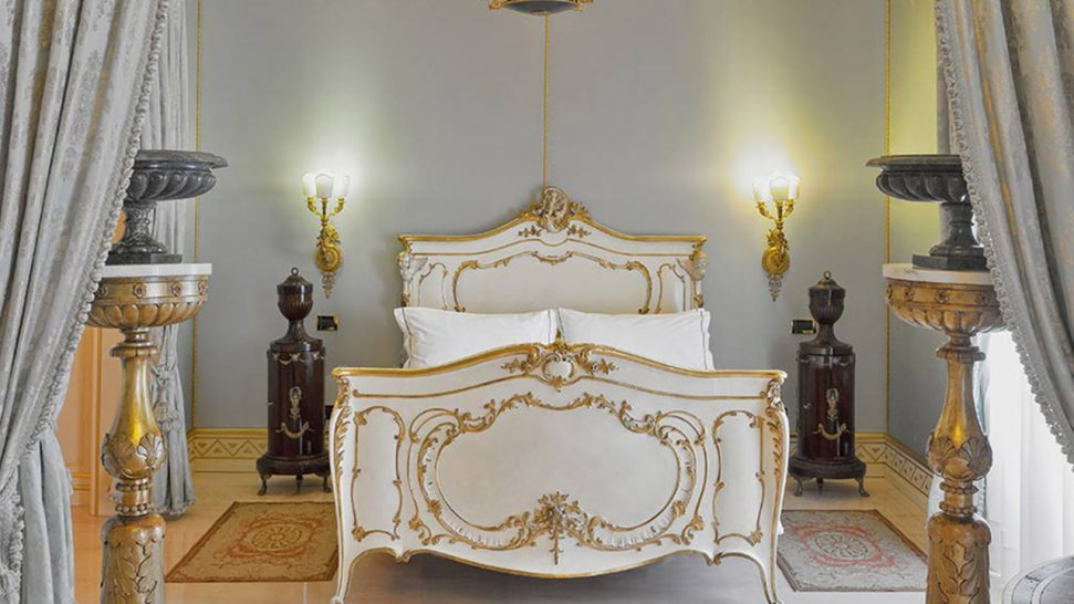 Terme Manzi Hotel and Spa Suite