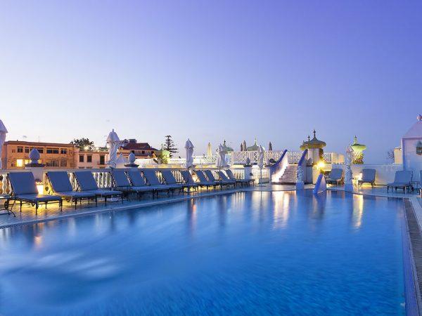 Terme Manzi Hotel and Spa pool