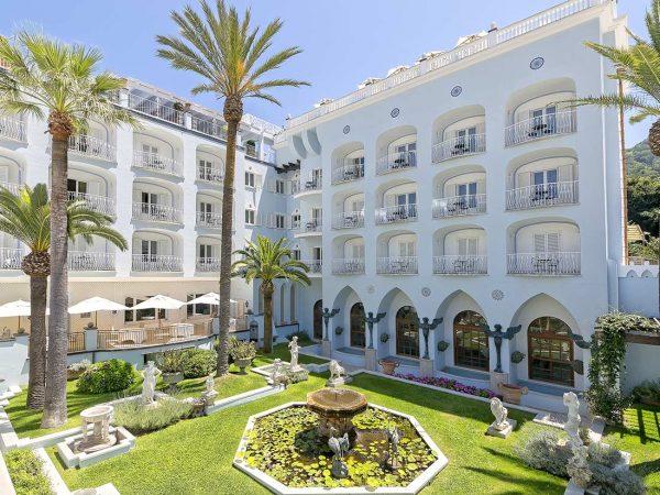 Terme Manzi Hotel and Spa view