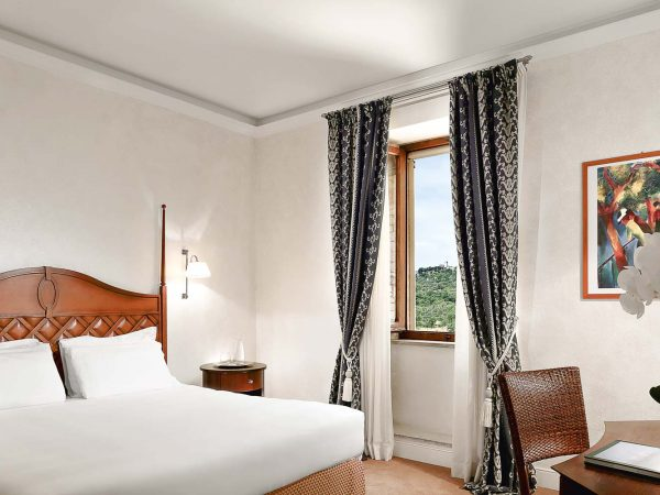 Terme di Saturnia Spa and Golf Resort Comfort Room