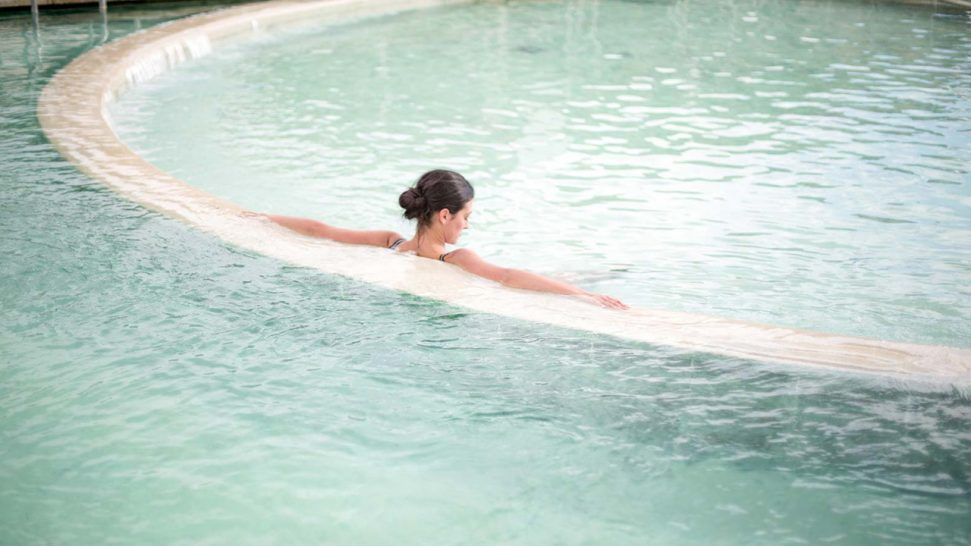 Terme di Saturnia Spa and Golf Resort Pool