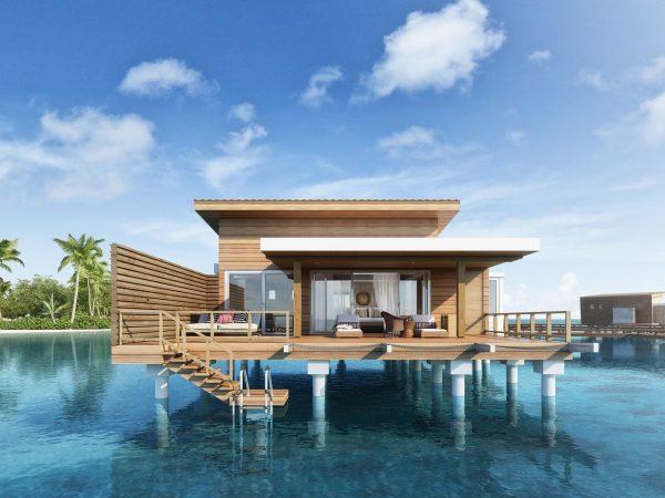 The Chedi Kudavillingili Over Water Villa
