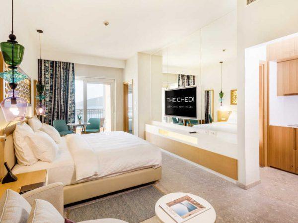 The Chedi Lustica Bay Grand Deluxe Room