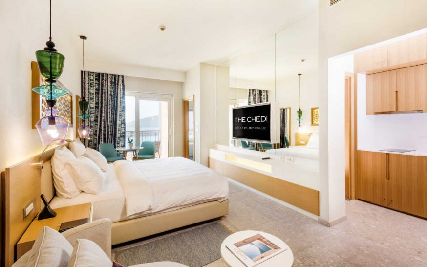 The Chedi Lustica Bay Grand Deluxe Room