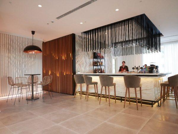 The Chedi Lustica Bay Lobby Bar