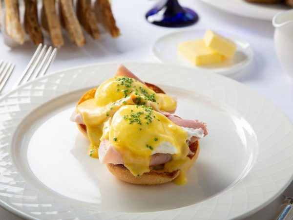 The Royal Crescent Hotel and Spa Breakfast