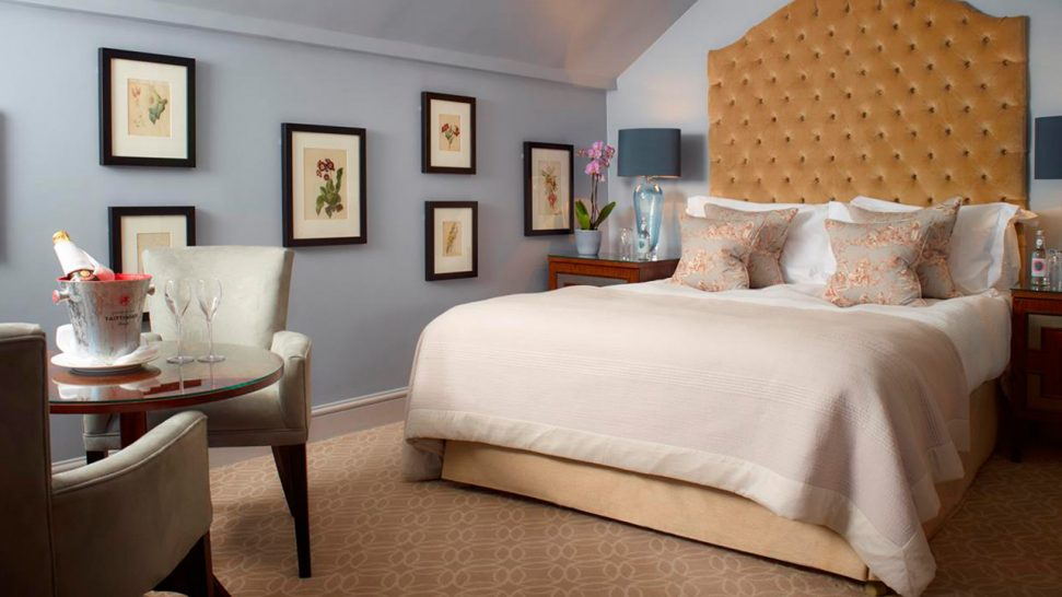 The Royal Crescent Hotel and Spa Deluxe Bedrooms