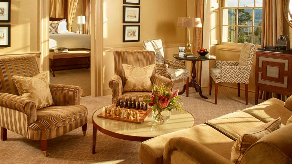 The Royal Crescent Hotel and Spa Deluxe Suites