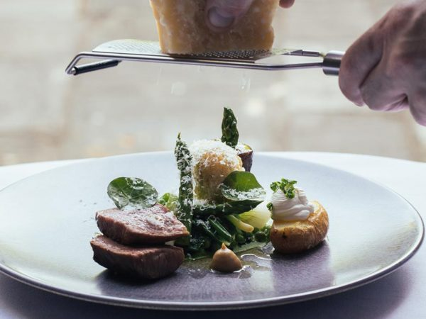 The Royal Crescent Hotel and Spa Dinner