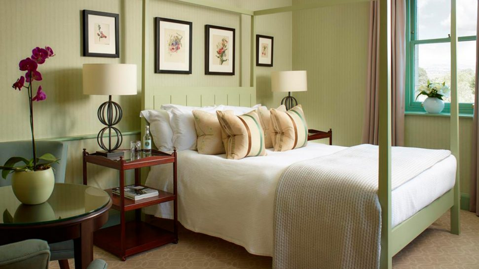 The Royal Crescent Hotel and Spa Heritage Bedrooms