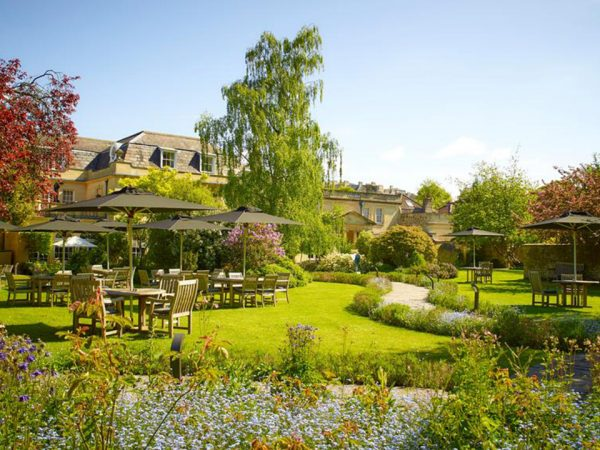 The Royal Crescent Hotel and Spa Hotel Garden View