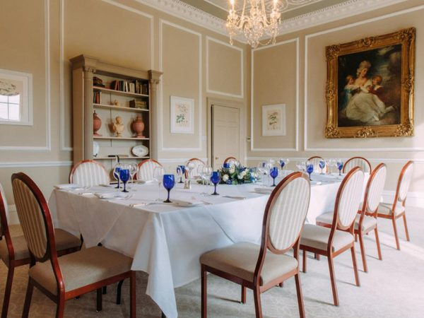 The Royal Crescent Hotel and Spa Private Dining