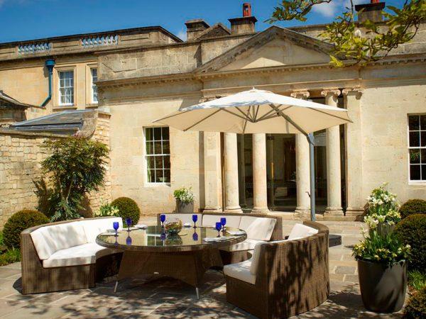 The Royal Crescent Hotel and Spa The Garden Villa