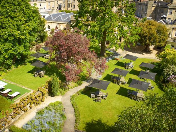 The Royal Crescent Hotel and Spa Top View