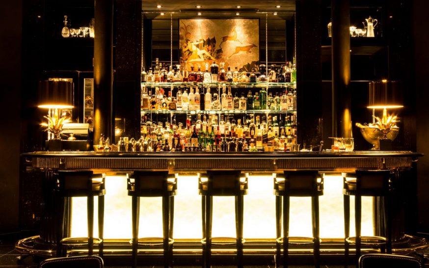 The Savoy Hotel London Beaufort Bar