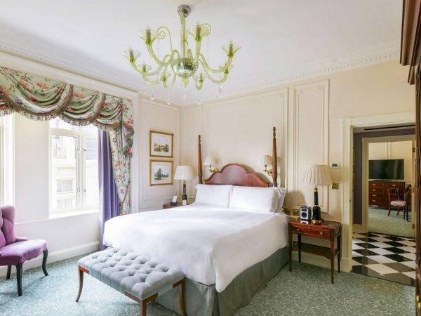 The Savoy Hotel London Deluxe Junior Suite