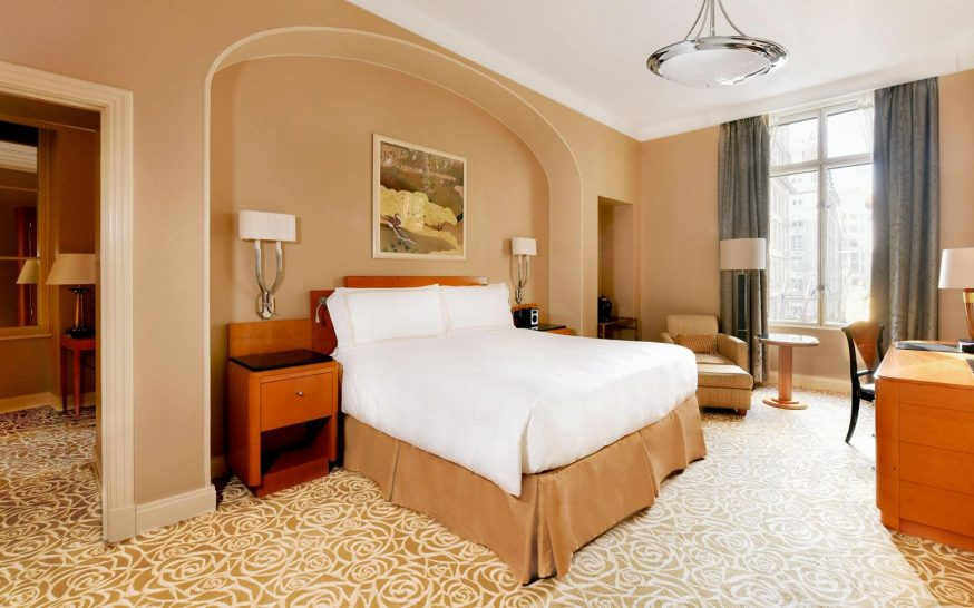 The Savoy Hotel London Junior Suite