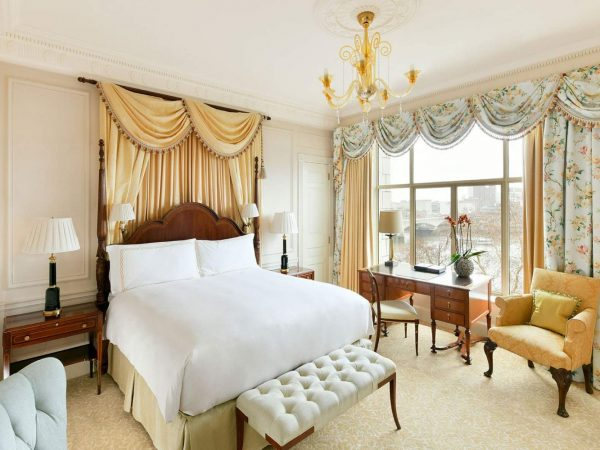 The Savoy Hotel London Junior Suite River View
