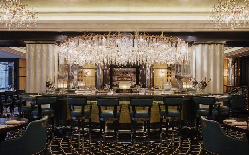 The Savoy Hotel London Kaspar's at the Savoy