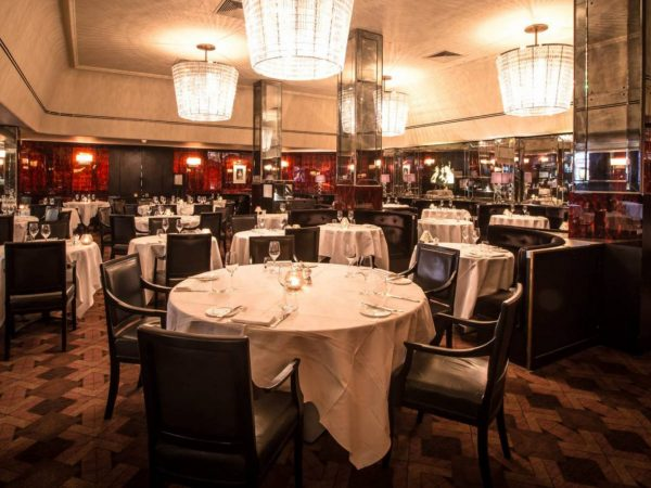 The Savoy Hotel London Savoy Grill