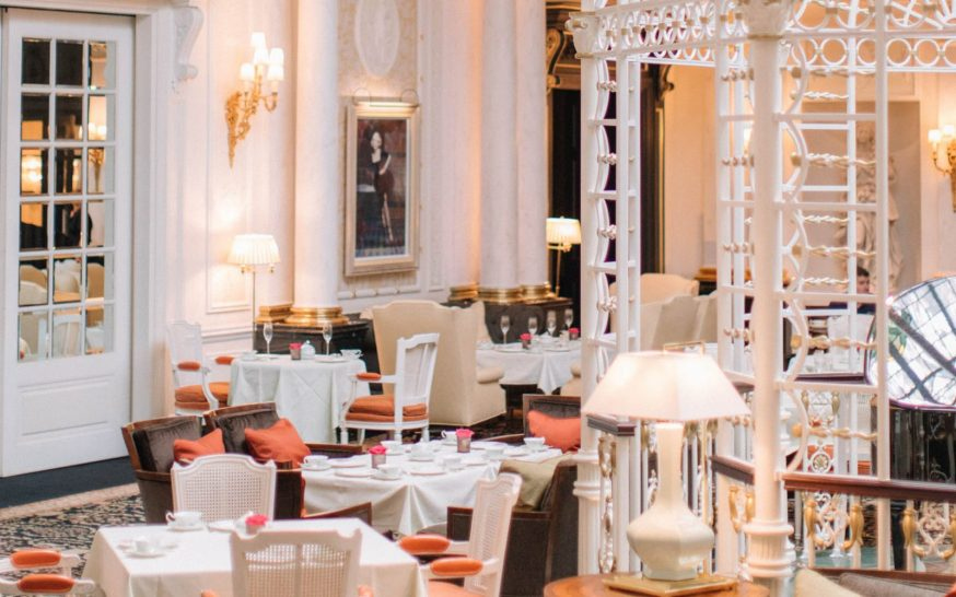 The Savoy Hotel London Thames Foyer