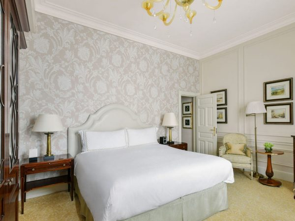 The Savoy Hotel London Two-bedroom Family Room