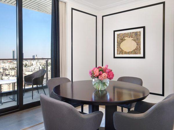 The St. Regis Amman Caroline Astor Suite