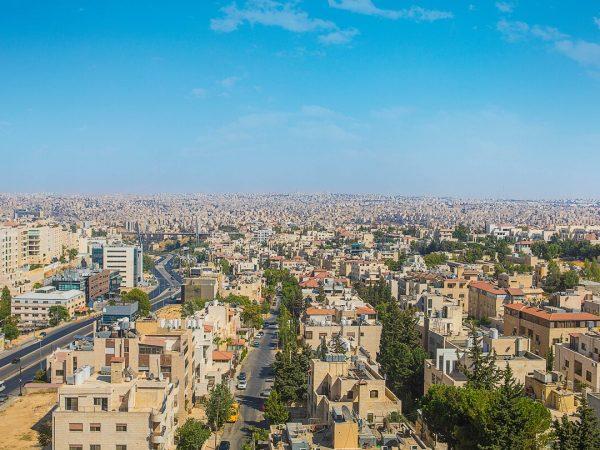 The St. Regis Amman City View
