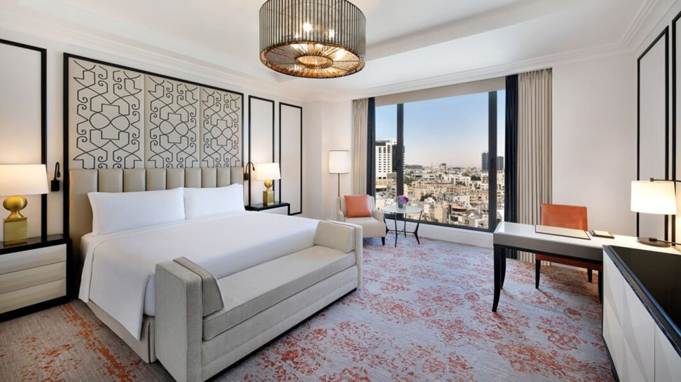 The St. Regis Amman Grand Deluxe 1 King