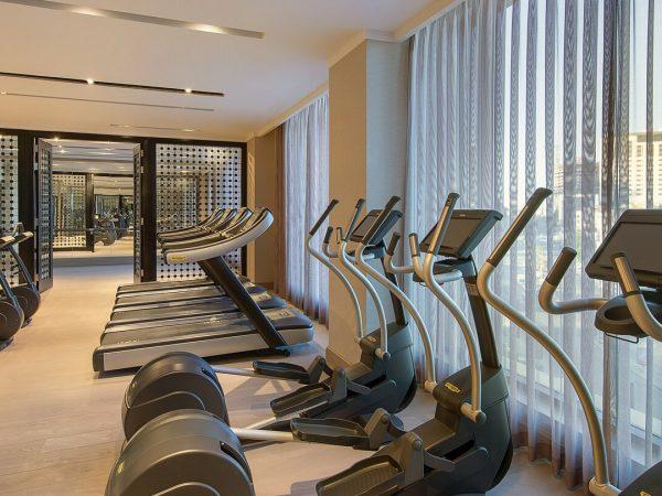 The St. Regis Amman Gym