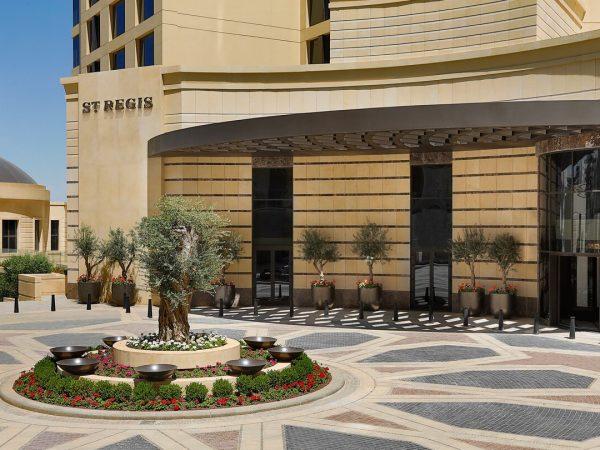 The St. Regis Amman Hotel Park