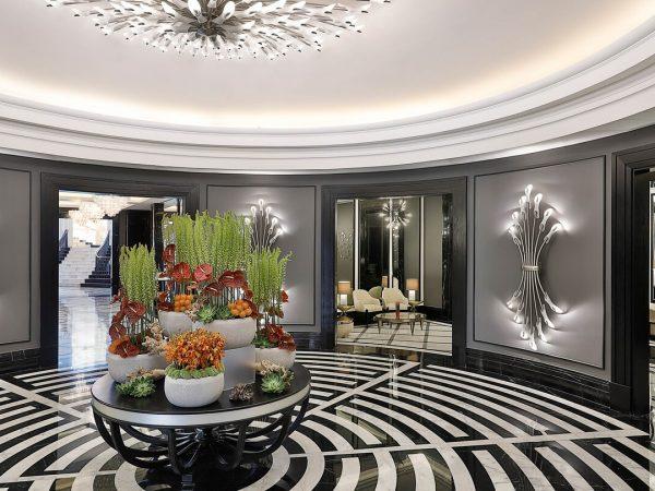 The St. Regis Amman Lobby Interior