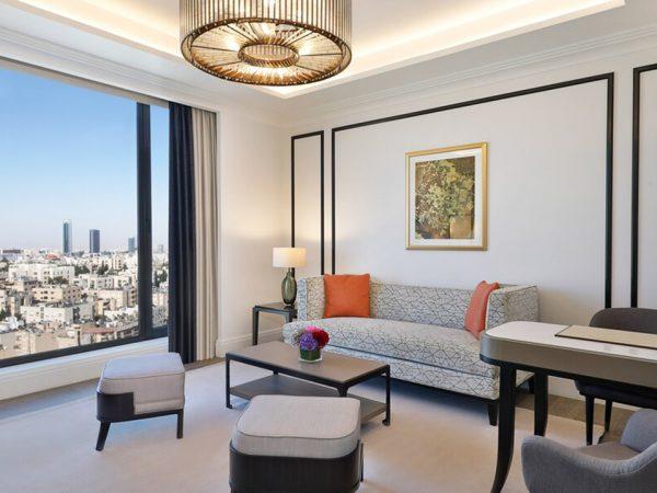 The St. Regis Amman Metropolitan Suite