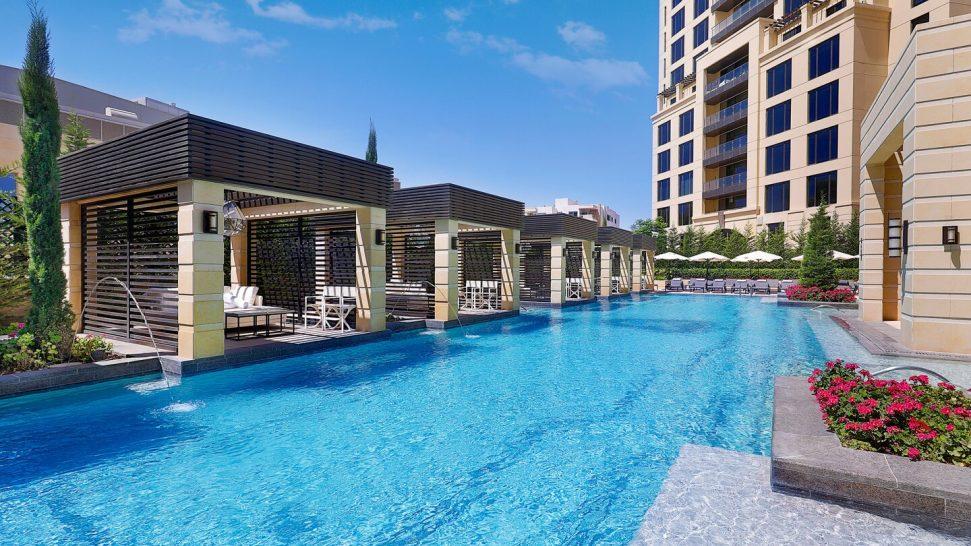 The St. Regis Amman Pool