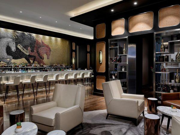 The St. Regis Amman St. Regis Bar