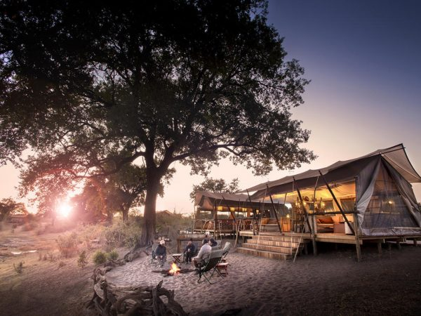 African Bush Camps Linyanti Expeditions Exterior