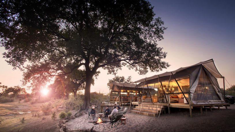 African Bush Camps Linyanti Expeditions Exterior