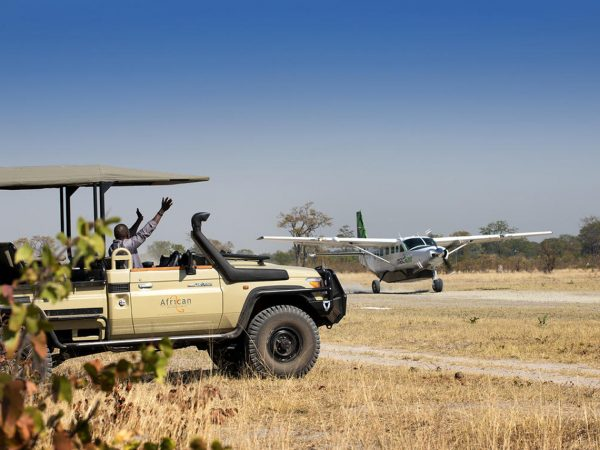 African Bush Camps Linyanti Expeditions Game Drives