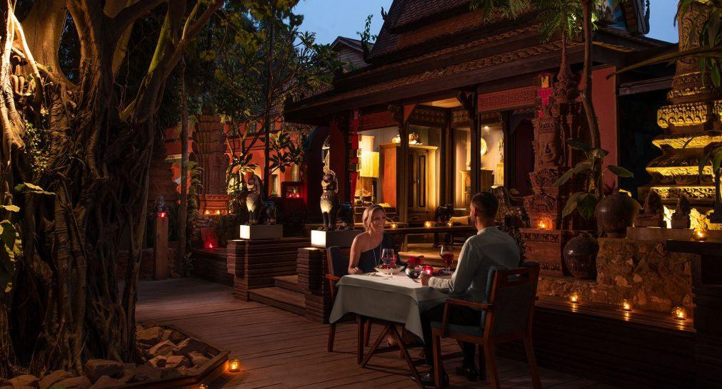 Anantara Angkor Resort Dining by Design
