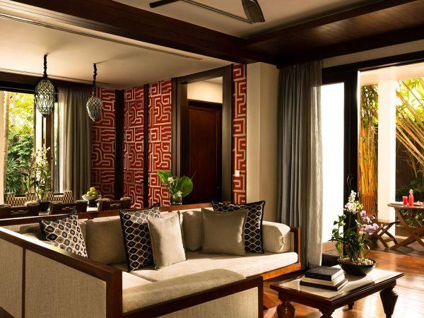 Anantara Angkor Resort Henri Mouhot Two Bedroom Suite