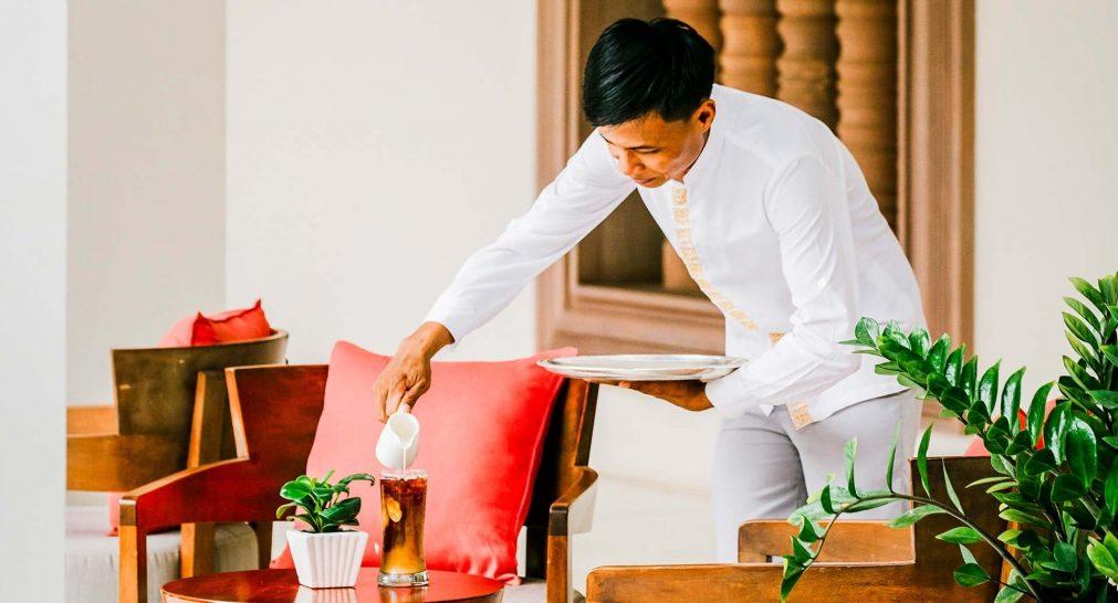 Anantara Angkor Resort In Room Dining
